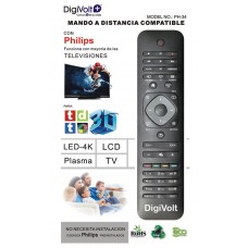 MANDO DISTANCIA COMPATIBLE PHILIPS PH-34