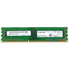 MEMORIA DDR3-1600 4 GB CRUCIAL DOBLE CARA