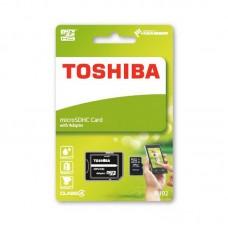 MICRO SD 16 GB TOSHIBA
