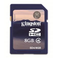 SECURE DIGITAL 8 GB