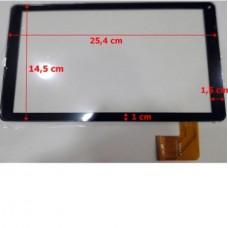 Pantalla Tactil Tablet 10.1 WOXTER DENVER NEGRA